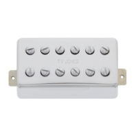 TV Jones Classic Humbucker Mount Chrome Bridge Guitar Pickup (FTB-HBCHM)
