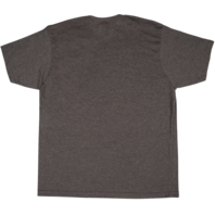 Gretsch Logo Tee Shirt Heathered Brown Large