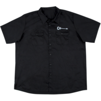 Charvel 6Pack Of Sound Logo Work Shirt Black Medium