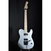 Charvel SD2 HH Pro Mod San Dimas Satin Silver Guitar