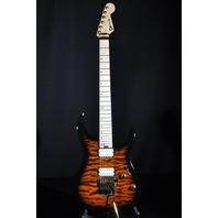 Charvel DK24  HH FR Root Beer Burst Maple Neck Guitar