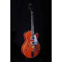 Gretsch G5420T Orange Electromatic Hollow Body Electric Guitar 2018 W/Gig Bag