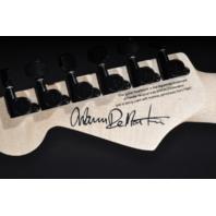 Charvel USA Warren Demartini Signature Frenchie Guitar White In Stock SN: C10951