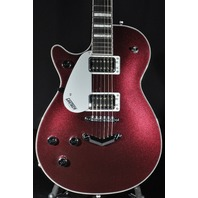 Gretsch G5220LH Lefty Electromatic Jet BT Dark Cherry Metallic Guitar