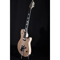 EVH USA Wolfgang 5A Flame Natural Guitar WG05492A