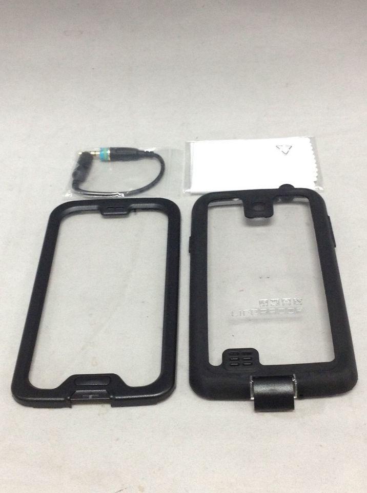 ... Lifeproof Lifeproof Samsung Galaxy S4 Fre Case - Black Clear ... c4f47b69fd