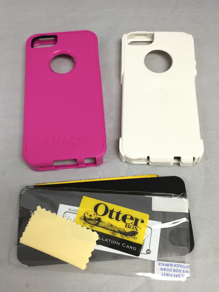 on sale e2aee b7c2d Otterbox Commuter Series Case For iPhone 5 5s - Pink/White | Buy ...
