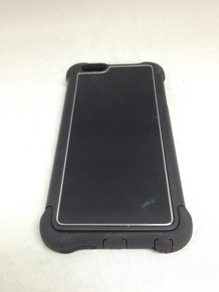 outlet store 48b79 b5a42 Ballistic Tungsten Tough case IPhone 6 plus - Black