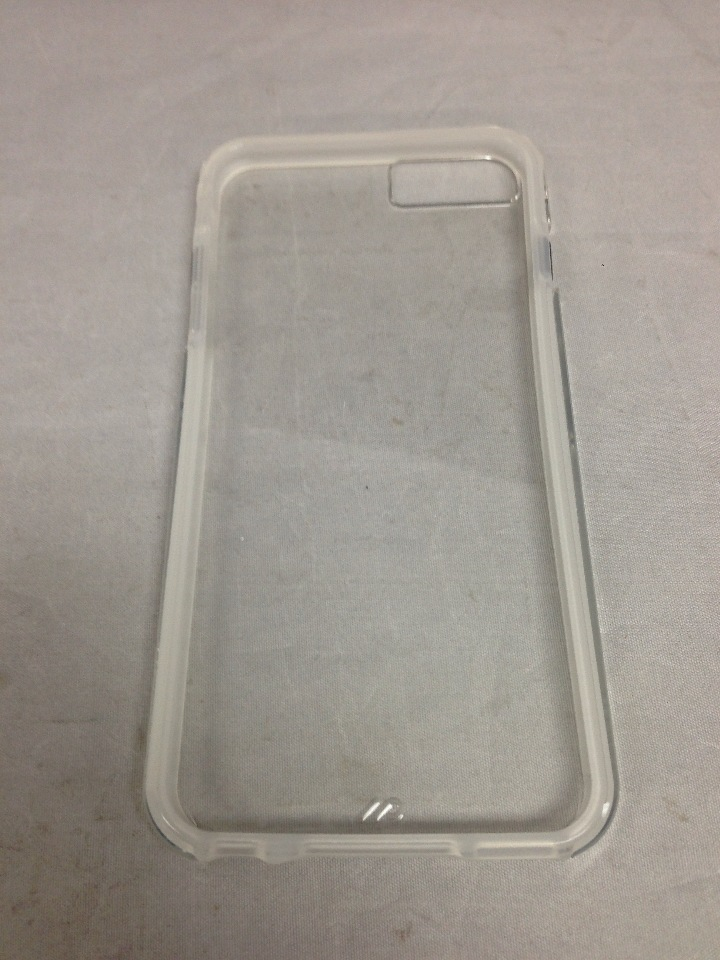 info for 40dea fc8ab Case-Mate iPhone 6 Plus Tough Naked - Clear w/ Clear Bumper