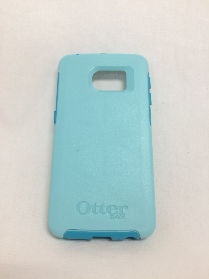 the latest 06e48 88dab OtterBox SYMMETRY SERIES Case for Samsung Galaxy S6 EDGE - AQUA BLUE/LIGHT  TEAL