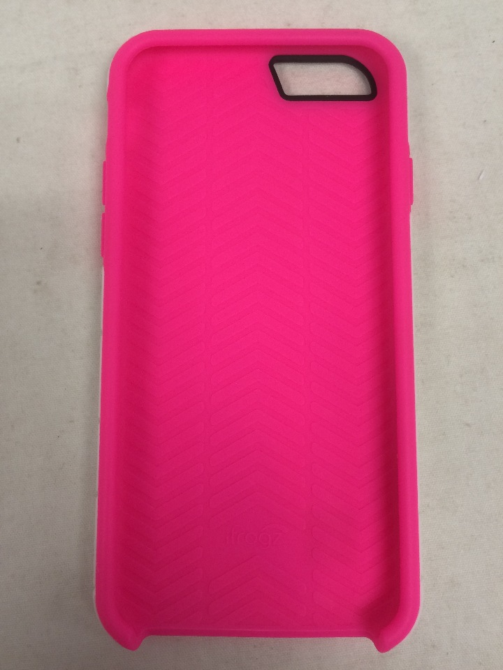 buy popular c0ff9 60a63 iFrogz Cocoon Case for Apple iPhone 6/ iPhone 6S - Neon Pink