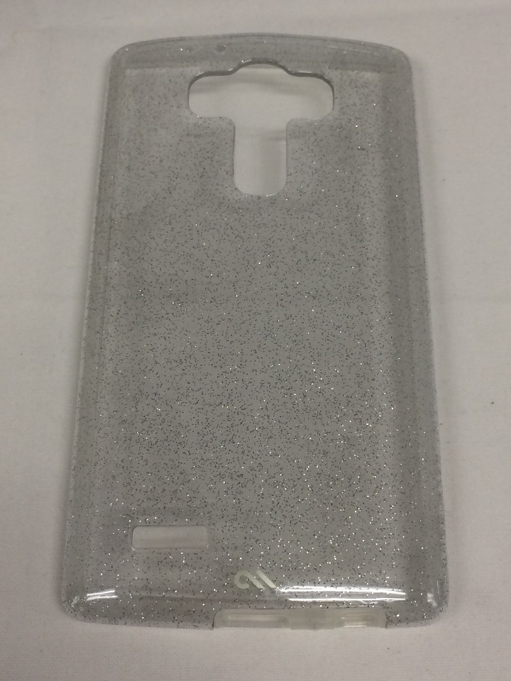lowest price d7a0d 42b90 Case-Mate Carrying Case for LG G4 - Champagne/Clear