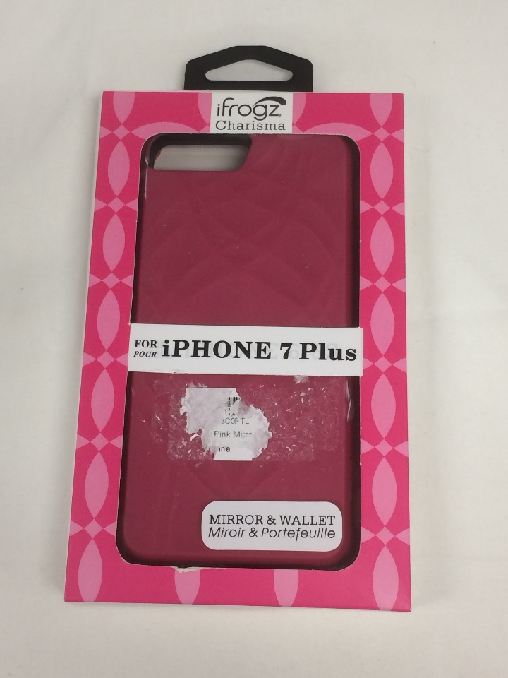 buy popular 80377 8ae0b iFrogz Charisma Case for AppleiPhone7 plus- Hot Pink