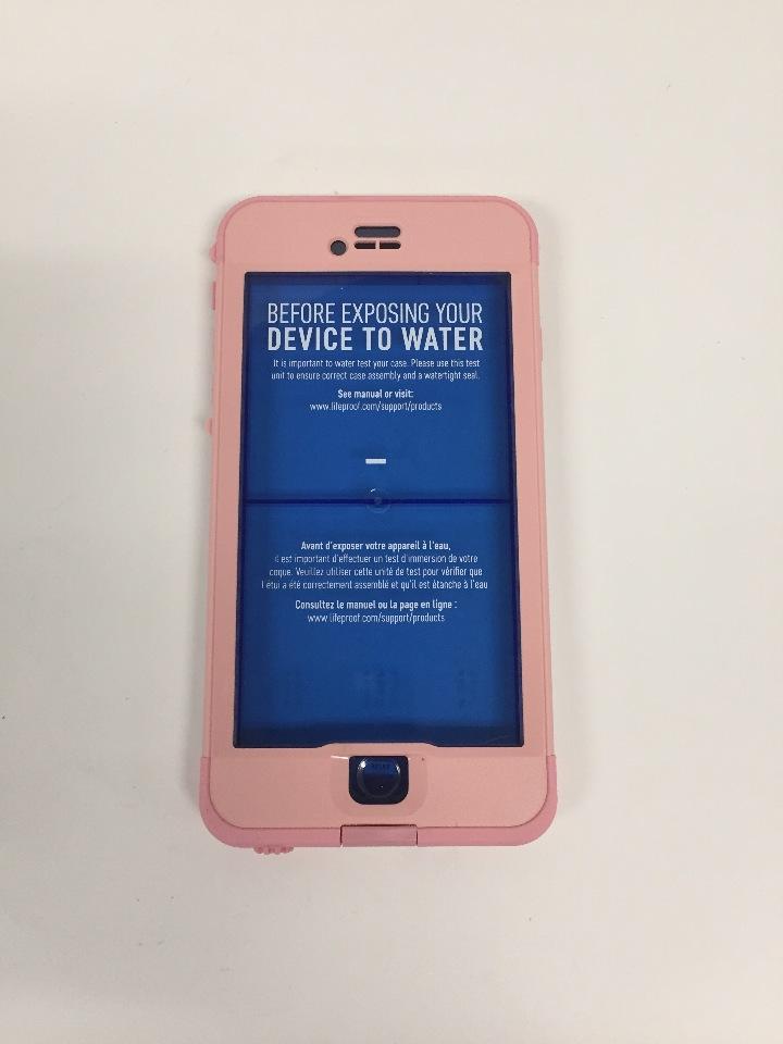 lifeproof coque iphone 6 pink