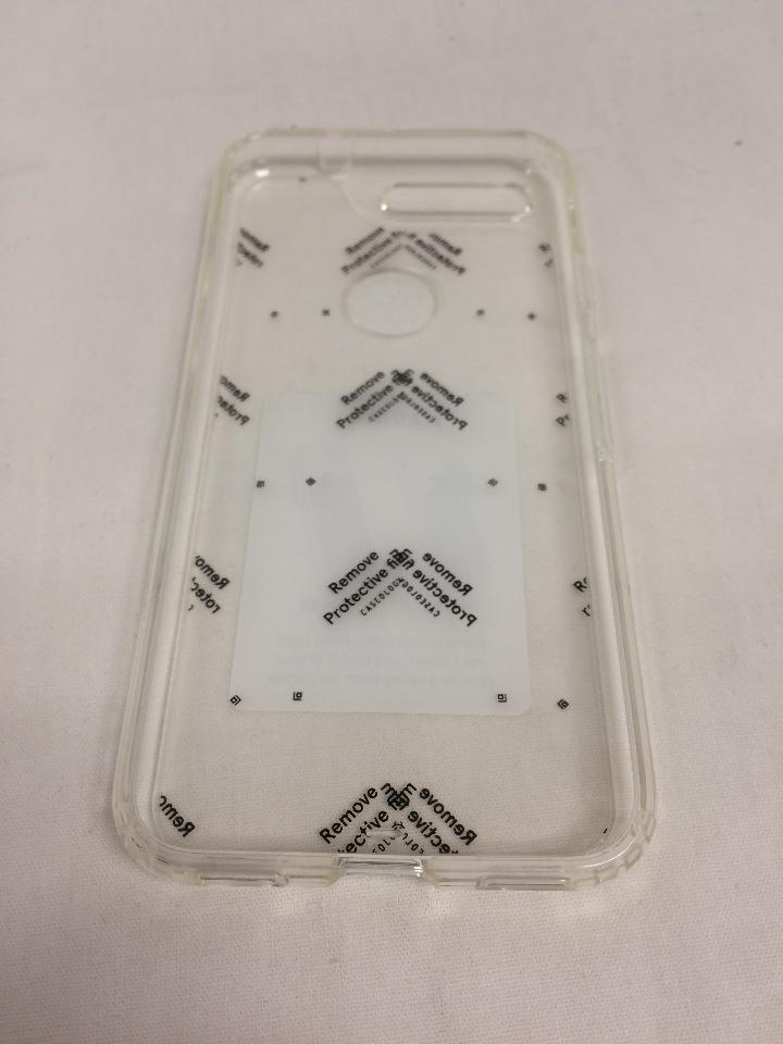 brand new 7e5ec b88f4 Google Pixel Case, Caseology [Waterfall Series] Slim Clear Transparent