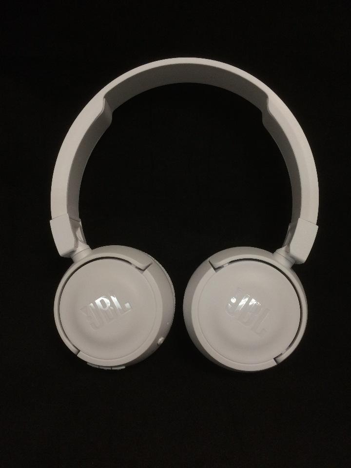 8978f176d17 ... JBL Pure Bass Sound Bluetooth T450BT Wireless On-Ear Headphones White  ...