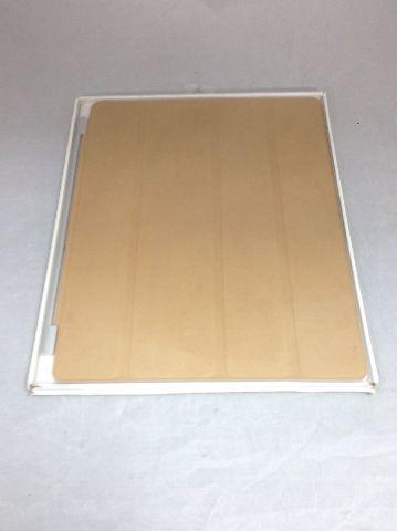 Apple iPad 2 Leather Smart Cover - Tan (Mc948ll/A)