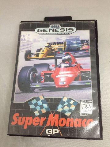 Super Monaco GP - Sega Genesis