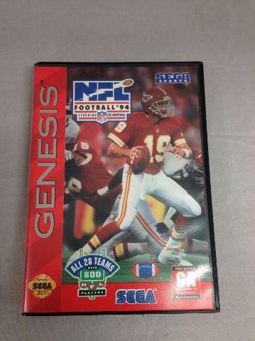 Nfl Football '94 Sega Genesis