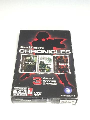 Tom Clancy's Chronicles