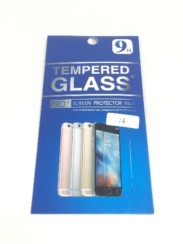 Tempered Glass Screen Protector - iPhone 6 6s