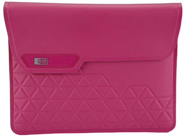 Case Logic SSAI-301 Pink Welded TPU Sleeve for iPad 2/3, Pink