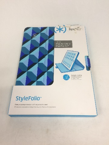 Speck Products StyleFolio Case & Stand for 9.7-inch iPad Pro, Fits iPad Air 2, 1