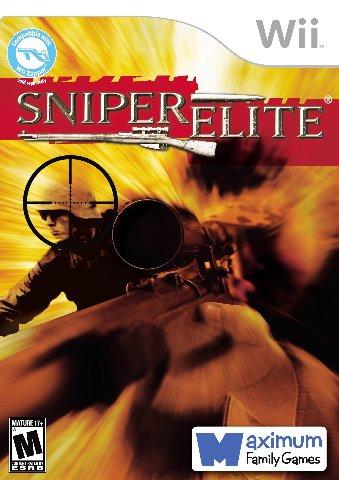 Nintendo Wii : Sniper Elite - Wii