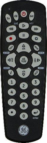 GE/RCA 24991 3 Device Remote