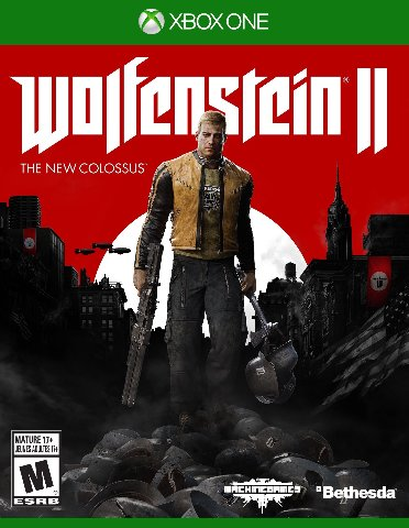 Wolfenstein II: The New Colossus - Xbox One - SEALED