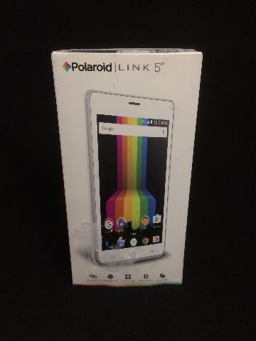 "Polaroid A500 5"" Unlocked Smartphone - White"