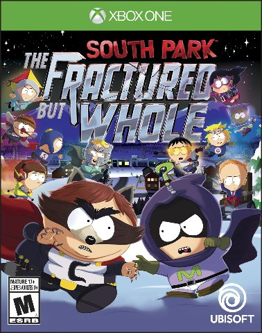 Ubisoft South Park: The Fractured But Whole (Xbox One)