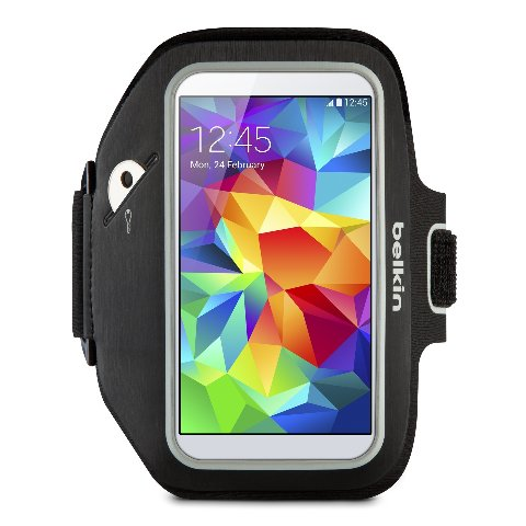 Belkin Sport-Fit Plus Armband for S3, S4, S4 Active ,S5