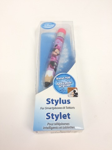 Disney Creativity Studio Stylus Pencil - Minnie Mouse