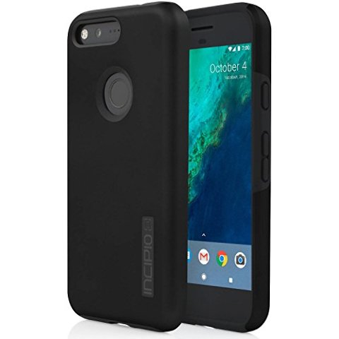 """Incipio Dualpro For Google Pixel 5"""" Hybrid Case 12 Foot Drop Tested"""