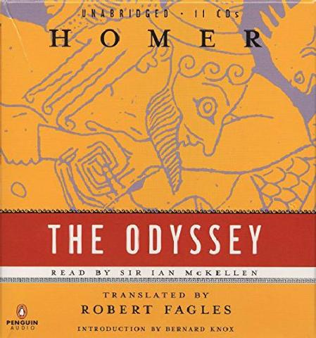 The Odyssey 11 CDs
