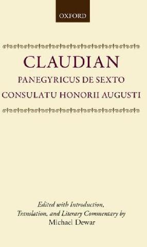 Panegyricus de Sexto Consulatu Honorii Augusti