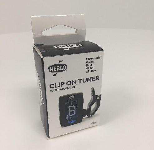 Herco HE301 Clip-On Tuner