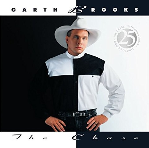 Garth Brooks CD - The Chase 25th Anniversary Edition