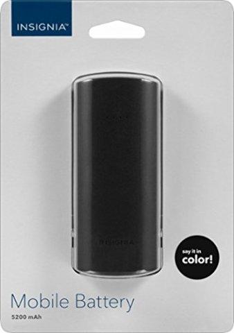 Insignia Mobile Battery 5200mAh