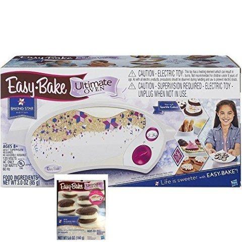 Easy Bake Ultimate Oven Baking Star Play Set