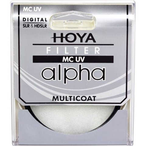 Hoya 72mm Alpha UV (Ultra Violet) Multi Coated Glass Filter