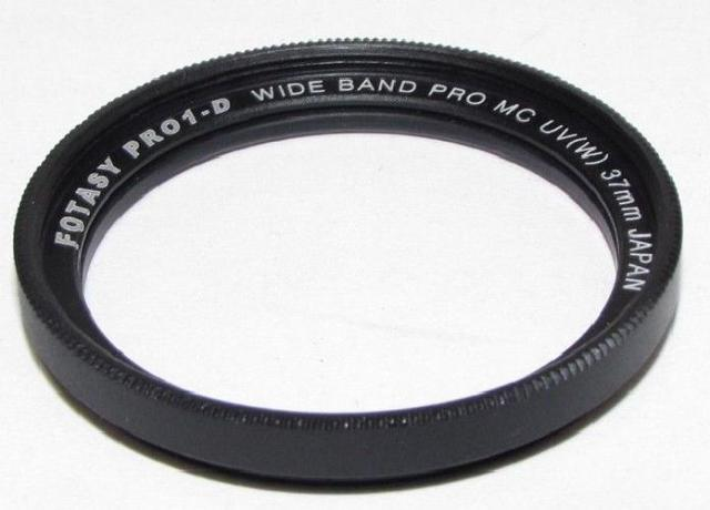 Fotasy Pro1-D Wide Band Pro MC UV (W) 37mm Lens Filter