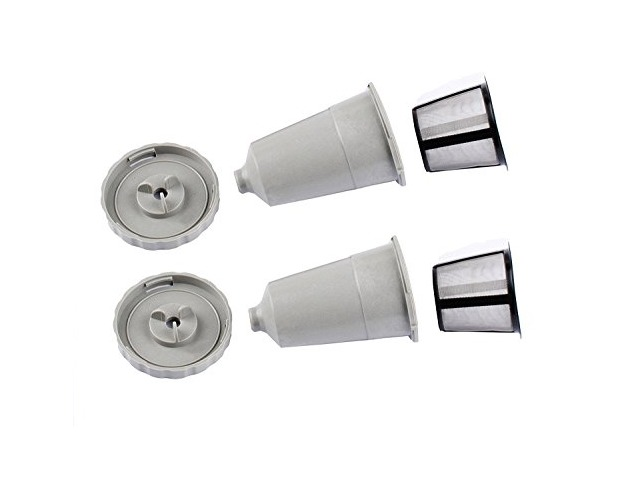 Keurig Reusable K Cup Reusable Coffee Filter (Pack of 2)