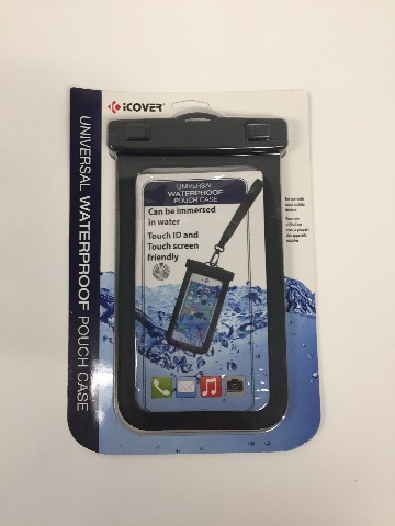 iCover Universal Waterproof Pouch Case