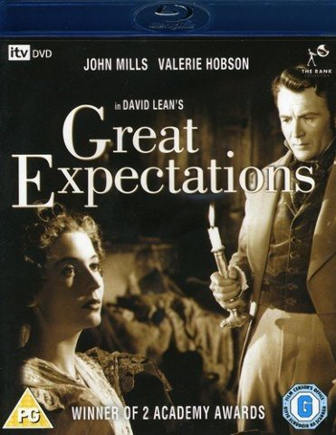 Great Expectations (blu-ray Disc)