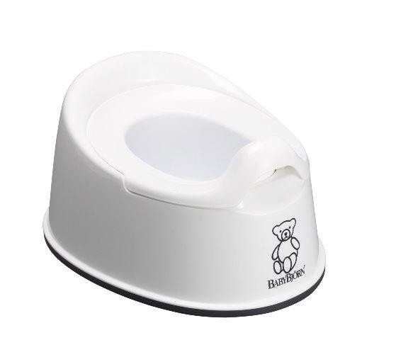 BabyBjorn Smart Potty Snow-white (White)