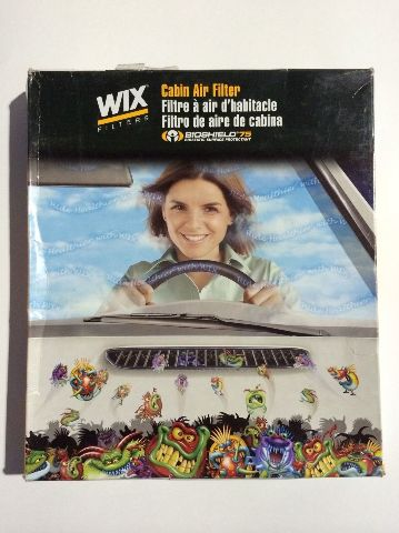 Wix 24814 Cabin Air Filter
