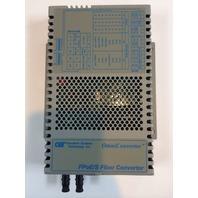 Omnitron OmniConverter FPoE/S - media converter 9300-0-21W