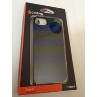 Griffin Blue/Green Cabana Hard Shell Case For Iphone 5 / 5s